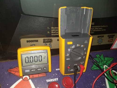 Suggestions for a good Multimeter [Archive] - KLOV/VAPS Coin-op