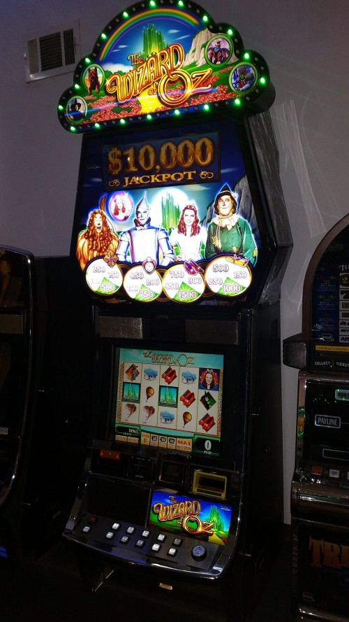 Wizard Of Oz Slot Machine For Sale